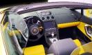 Lamborghini Interior